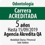 Acreditación Carrera de Odontología UACH